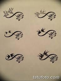 тату бесконечность эскизы для девушек 08032019 001 Tattoo