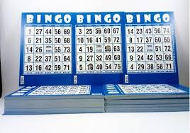 cartones bingo troquelados x ofertas