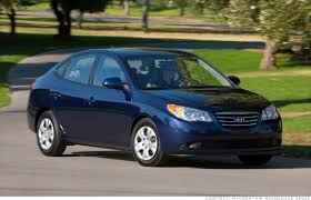 Best Cars Consumer Reports Small Sedan Hyundai Elantra Se