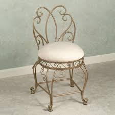 Metal Bedroom Vanity Vanity Chairs For Bedroom Vanity Chairs Bedroom Stool Swivel