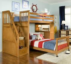 Desk And Bunk Bed Combo | Loft Beds With Desk And Storage | Charleston  Storage Loft Bed With Desk