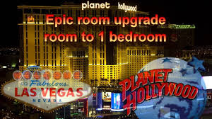 Planet Hollywood 2 Bedroom Suite Vegas Road Trip Upgrade At Planet Hollywood Youtube