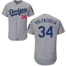 Mlb Majestic Authentic Valenzuela Angeles Men's Dodgers Flex Alternate Los Base Gray Fernando 34 Jersey The Writer's Mailbag