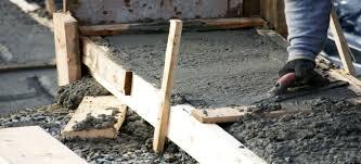 how to build a slab foundation