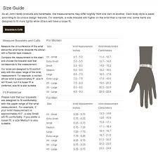 Bracelet Size Chart Mm John Hardy Classic Chain Gold Silver Small 7 5mm Bracelet