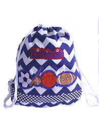 10 piece personalized return gifts rucksack boy s cool football