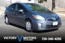 2010 Toyota Prius III   Victory Motors of Colorado