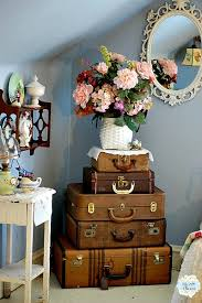 Image result for stacked vintage luggage