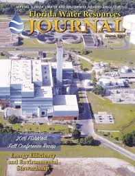 Florida Water Resources Journal March 2017 By Florida Water