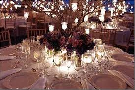 wedding table lighting. Elegant Decorations Wedding Table Lights. Fascinating Centerpieces Without Flowers Flower Lights Lighting