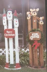 Free Wooden Christmas Yard Decorations Patterns Interesting Decorating