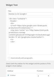 google plus review button. Delighful Button Googleplusreviewbuttonexample2widget With Google Plus Review Button H