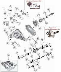 new process np231 transfer case parts jeep wrangler cherokee new process np231 transfer case parts