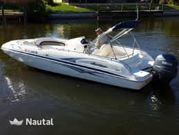 Motorboat Rent Custom Hurricane 232 In Cape Coral South