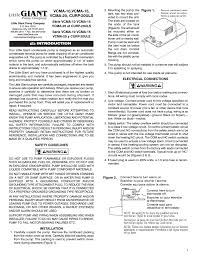 little giant ladder curp 20uls user manual 8 pages also for Fuel Pump Wiring Diagram little giant ladder curp 20uls user manual 8 pages also for vcma 20, vcma 10, vcma 15