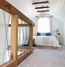 8 Cozy Bedroom Attic Lofts