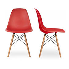 ray and charles eames furniture. Charles Ray Eames Eiffel Inspired DSW Side Dining Chair Retro. Dsw And Furniture