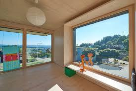 Holz Glas Haus Mit Alpenblick Schweizer Baudokumentation