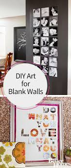 on easy cheap wall art ideas with diy art better homes gardens