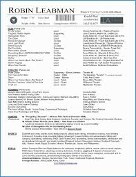 Free Resume Templates Pretty Free Printable Resume Templates