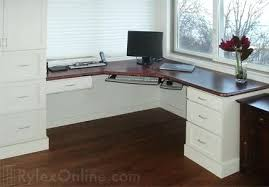 custom made office desk. desk custom size corner built in office desks for home made