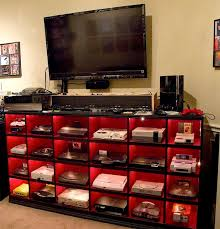Image Small Space Game Video Gaming Room Furniture With Video Game Room Furniture Banning Wives From The Mancave Is Losangeleseventplanninginfo Video Gaming Room Furniture With 50 Best Setu 30213