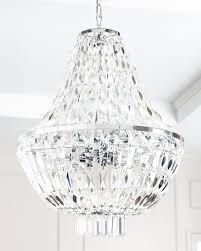 finland crystal chandelier