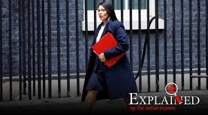 Priti patel was appointed secretary of state for the home department on 24 july 2019. Explained Who S Priti Patel Britain S New Home Secretary Explained News The Indian Express