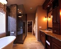 average cost bathroom remodel. Bathroom, Stunning Average Cost Of A Bathroom Remodel Ideas Dark Brown Cabinets Annd M