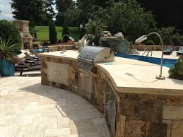 Outdoor Kitchen And Outdoor Kitchens Grills Rising Sun Pools And Spas