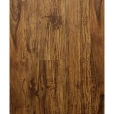 islander tiger acacia 5 91 in x 48 in hdpc floating vinyl plank flooring