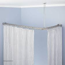 odd shaped shower curtain rods best of curtain cool l shaped shower rod 102 ikea enchanting