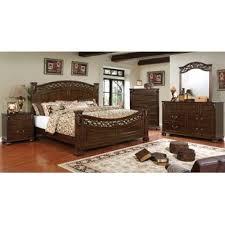 Three Posts Beatrice Queen Platform Configurable Bedroom Set :)LowPrice