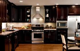 kitchen decoration medium size kitchen designs with dark cabinets kitchens wood floors industrial kitchen design