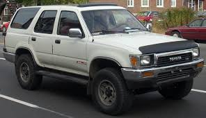 Pictures of toyota 4runner 1990 - Auto-Database.com