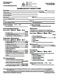 Order Forms – Future Diagnostics Group