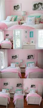 Except I would use turquoise for the walls - thats too much pink for me. Girls  Shared BedroomsGirls ...