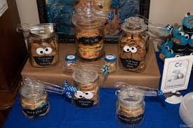 How To Decorate A Cookie Jar Cookie Monster Cookie Jar House Cookies 17