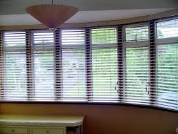 Intu Venetian Blinds Working With This Band Bay Window  Window Bay Window Vertical Blinds