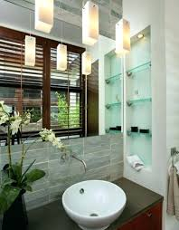 glass shelf bathroom appealing glass bathroom shelves also big bowl sink and stainless steel faucet ikea glass shelf bathroom
