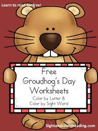 Free Groundhog's Day worksheets | Classroom Freebies! | Kindergarten ...