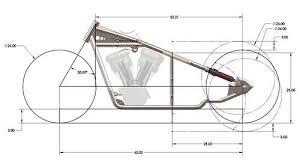 custom softail motorcycle frames. Softail Sportster Plans Custom Motorcycle Frames