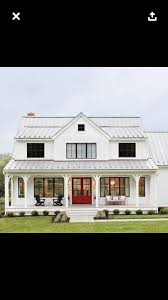 Modern Farmhouse Home Designs Curb Appeal In 2019 House Plans House Design House