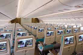 Emirates Flight Ek210 Seating Chart Emirates Airline To Offer Premium Economy On New A380s From 2020