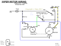 car wiper wiring diagram car wiring diagrams online wiring a self parking windscreen wiper dc motor