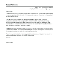 10 Assistant Accountant Cover Letter Cover Letter