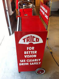 Wiper Blade Display Stand Buy VINTAGE SERVICE GAS STATION DEALERSHIP TRICO WIPER BLADE 94