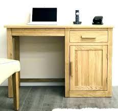 small oak desk solid small oak corner computer desk uk