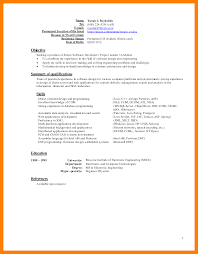 Current Resume Styles Accurate Illustration Format Recent Build My