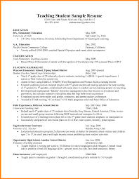 Teaching Resume Writing To High School Students Middle Cv Esl Verbs